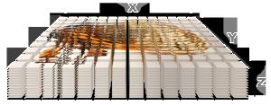 Photograph Matrix for Gigapixel Image