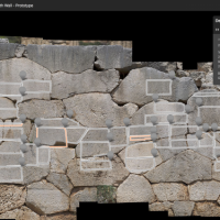 Delphi - South Wall